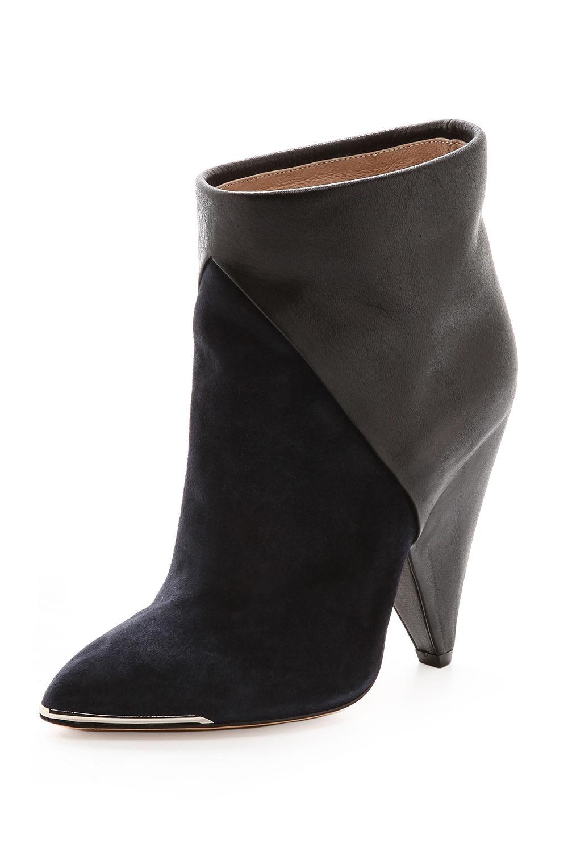 promotion vente chaude coût modéré Boots IRO Bottines Noir Keira, CHADIVA